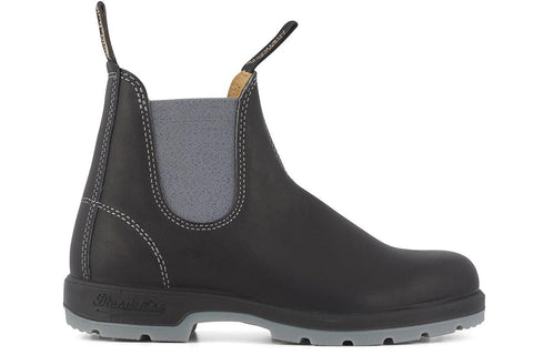 Blundstone 1452 Rare Heritage Black Leather Classic Chelsea Boots Australia - BOOTSANDLEATHER