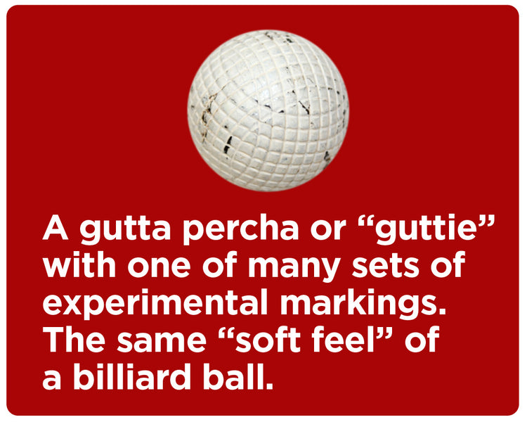History of the Golf Ball - Part Two - They Finally Make 'Em Round