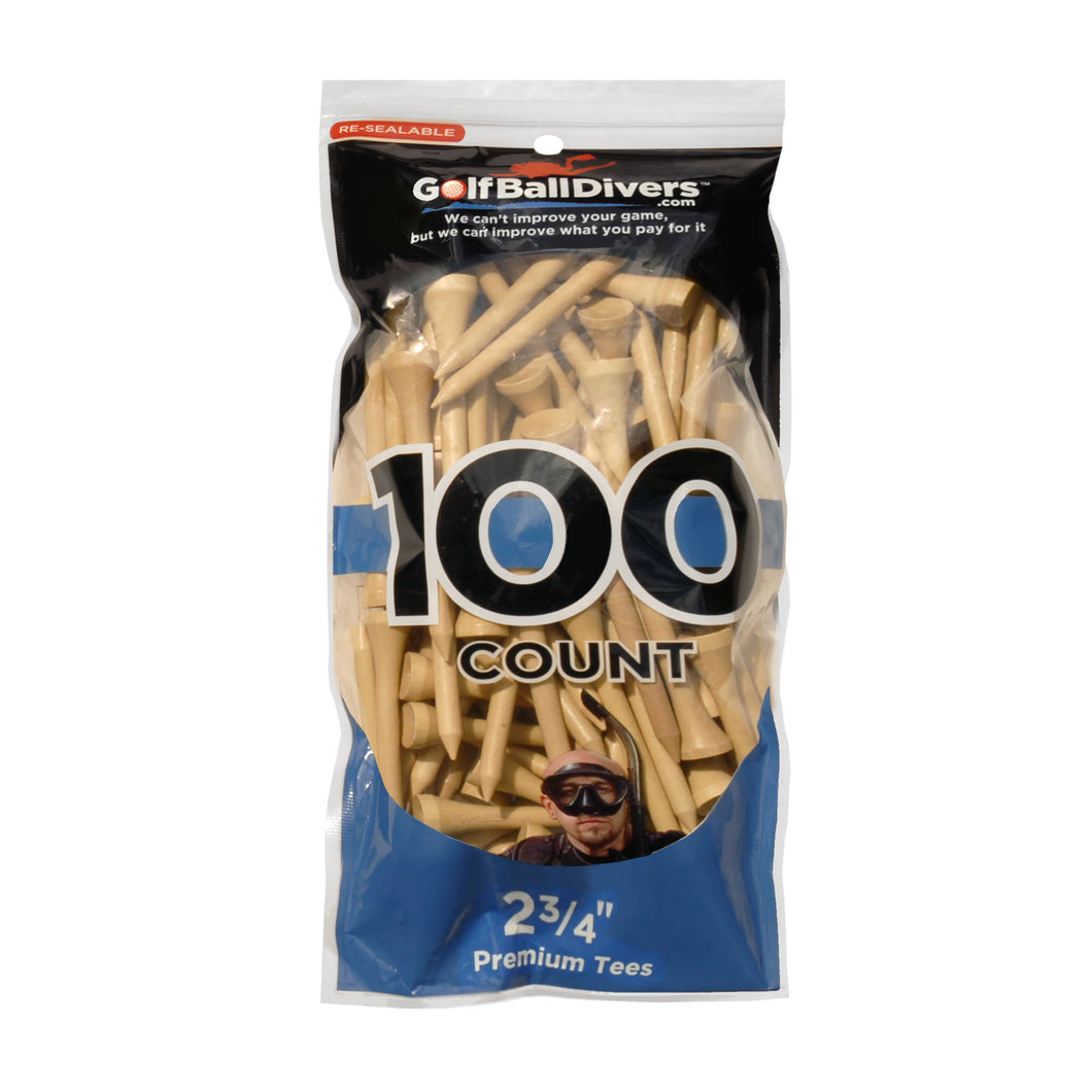 100-pack of 2 3/4