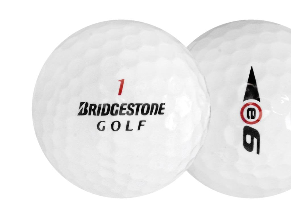Bridgestone e6 | Mint and Near-Mint Used Golf Balls ...
