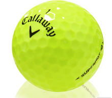 Callaway Superhot 70 White/Yellow