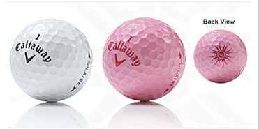 Callaway Solaria Prior Generation White/Pink