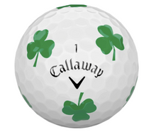 Callaway Chrome Soft Truvis Red/White, Green/White, Yellow/Black, Stars/Stripes, Pink