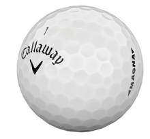 Callaway Super Soft Magna White/Yellow