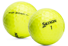 Srixon Q-Star White/Yellow