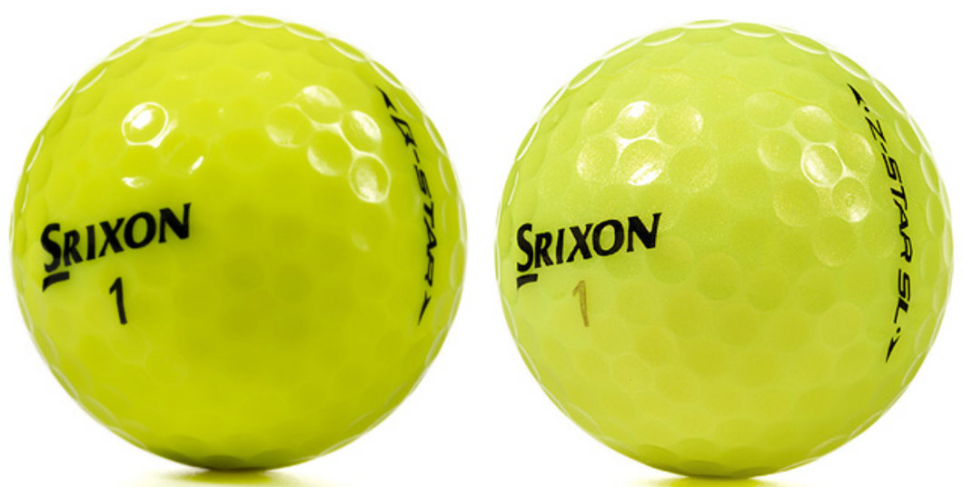 Srixon Z-Star SL Yellow