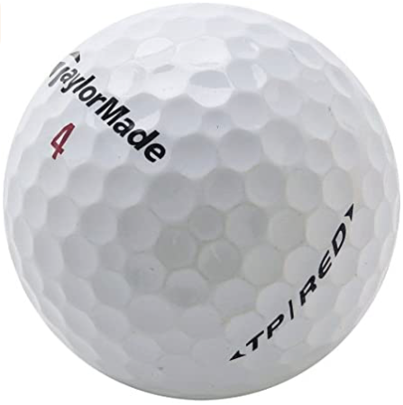 Taylormade TP Red/TP Red LDP