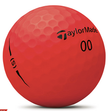 Taylormade Project (s) White/Red Matte/Orange Matte