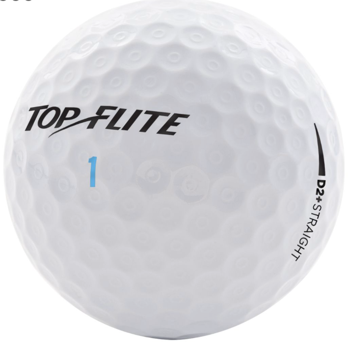 Top Flite D2+ Straight