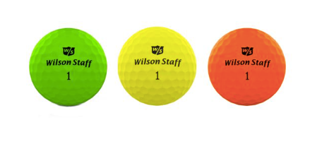 Wilson Duo Professional Matte Mix/White