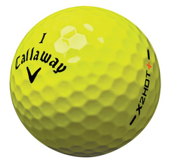 Callaway X2 Hot Plus Yellow