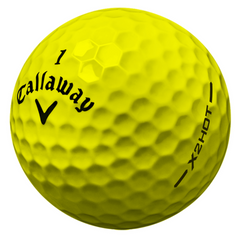 Callaway X2 Hot Yellow