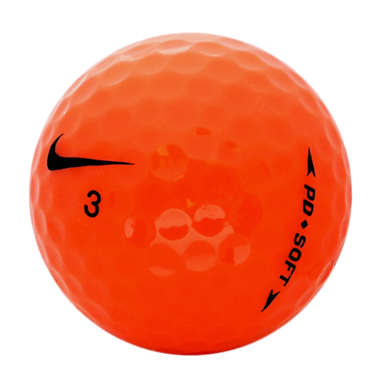 Nike Power Distance Soft Orange