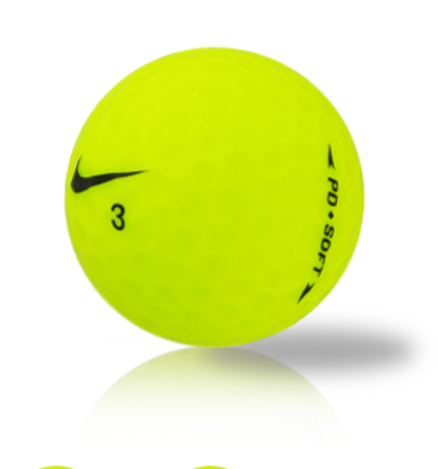 Nike Power Distance Soft Yellow