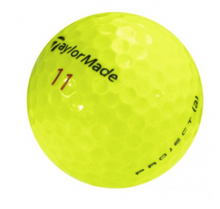 TaylorMade Project (a) White/Yellow