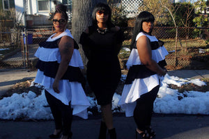 "Plus Size Travels, Curvy Photoshoots with Jemmel McDuffie , and did ""DaRealBBJudy"" really wear one of our outfits?!!"