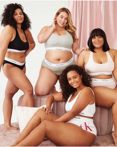 Calvin Klein For Plus Size! Representation Matters!