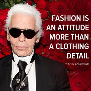 Rest In Peace Karl Lagerfeld Fashion Legend