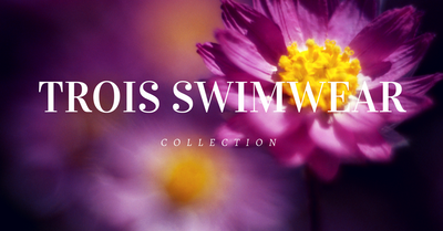 Some Fun In The Sun! Trois Swimwear Collection In Full Effect!