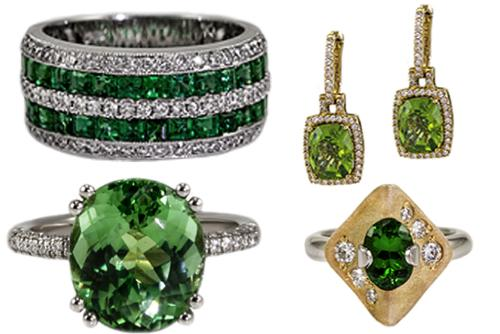 "Going ""Green"" This March At Henne Jewelers!"