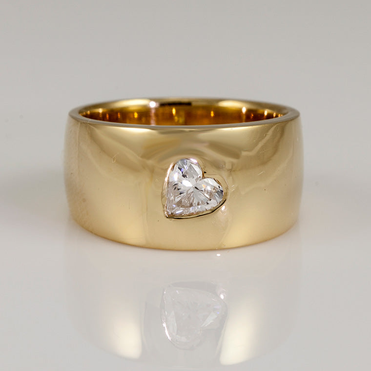 Gold Diamond Ring Jon Anderson
