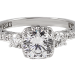 pittsburgh tacori engagement ring