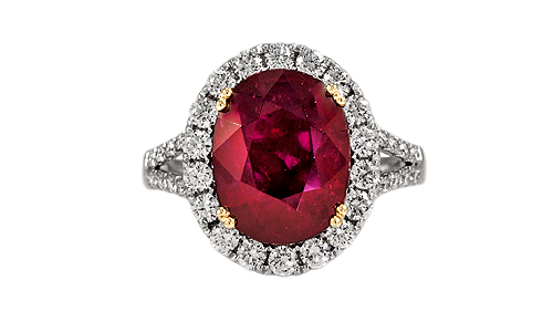 pittsburgh ruby rings