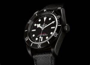 Black Bay Dark is a stainless-steel watch