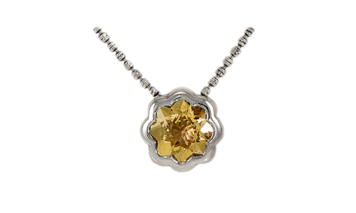 citrine necklace pittsburgh