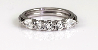 custom designed engagement rings in pittsburgh