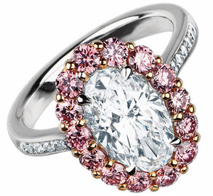 diamond engagement ring pittsburgh color stones image