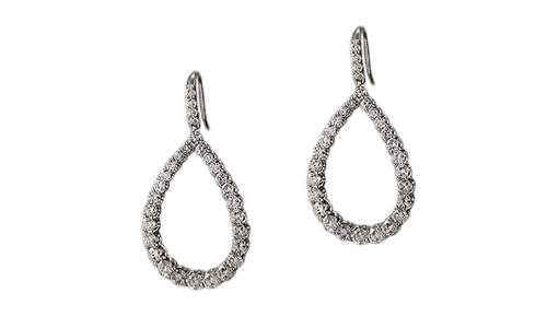 designer henne earrings