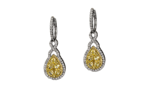 diamond earrings pittsburgh