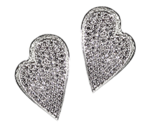 diamond earrings valentines day
