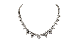 diamond necklaces Henne Jewelers