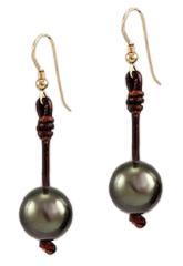 earrings vincent peach in pittsburgh image