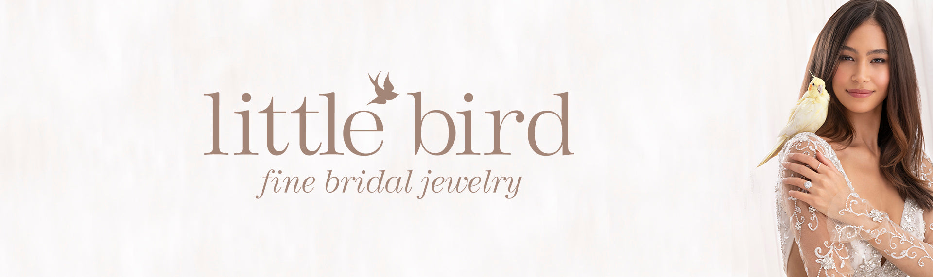 Little Bird - Fine bridal jewelry.