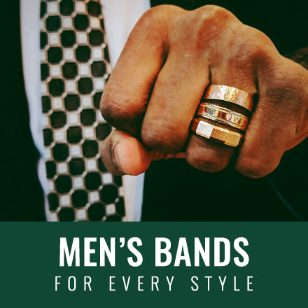 Men's Bands for Every Style