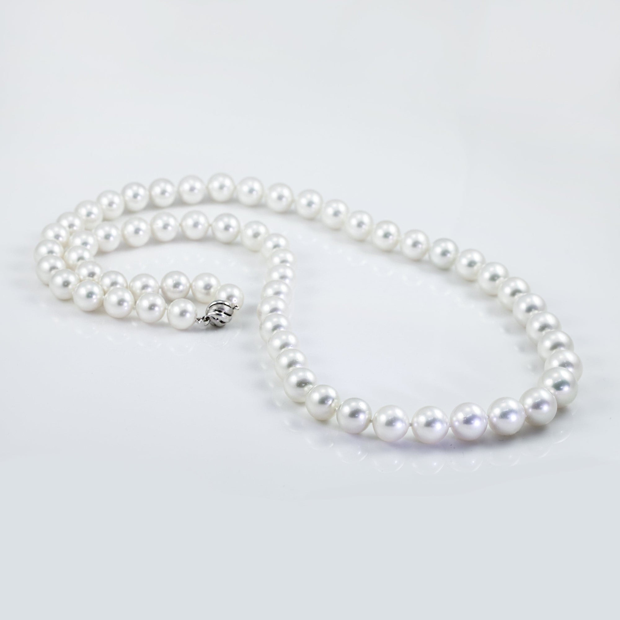 Graduated South Sea Pearl Necklace, 32 Inches