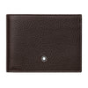 Mont Blanc Soft Grain Brown Leather Wallet