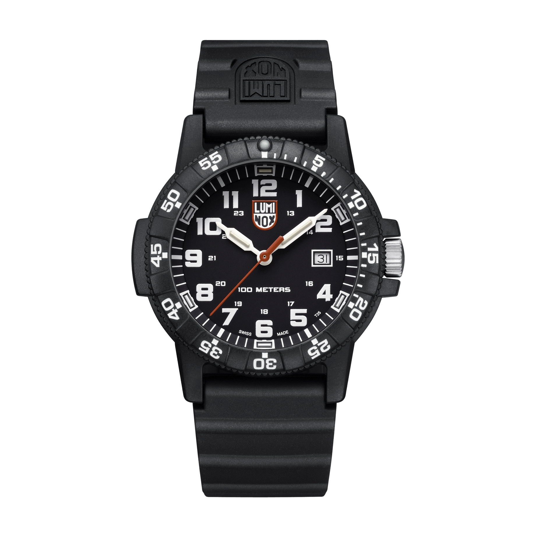 Luminox 44mm Leatherback Sea Turtle Giant Quartz Watch