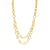 Evocateur 14K Yellow Gold-Plated Bronze 29-Inch Necklace