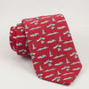 Boys' Red PITTSBURGH-THEME TIE BY VINEYARD VINES