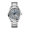 Omega 41mm Seamaster Aqua Terra Master Co-Axial Stainless Steel Watch
