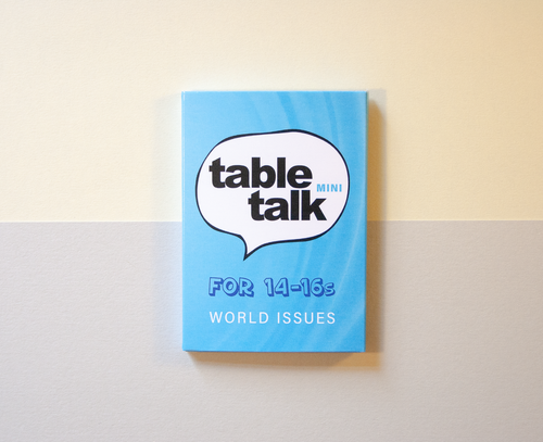 Table Talk Mini — 14-16s