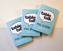 Table Talk Mini — Blokes