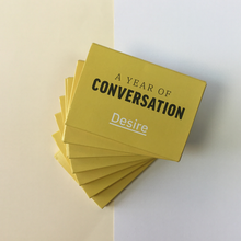 Year of Conversation Question Cards