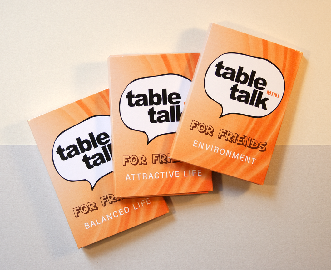 Table Talk Mini — Friends