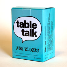 Table Talk for Blokes