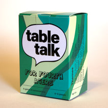 Table Talk for Fourth Agers